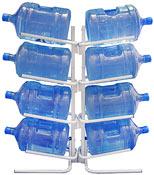 Стойка для 19л бутыли (8 бут)
