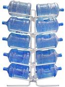 Стойка для 19л бутыли (10 бут)